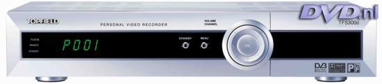 topfield introduceert digitenne recorder alles over film. Black Bedroom Furniture Sets. Home Design Ideas