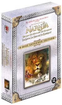 Buena Vista Disney S Dvd Narnia 4 Disc Extended Edition