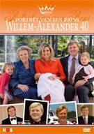 prins willem alexander 40 jaar Strengholt MultiMedia: Portret van Willem Alexander 40 jaar  prins willem alexander 40 jaar
