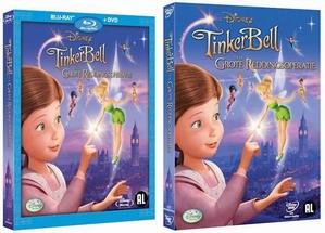 Tinkerbell de grote reddingsoperatie vanaf 14 september op dvd en blu ray disc allesoverfilm - Bell glazen huis in de wereld ...