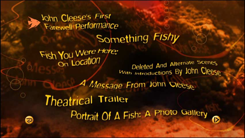 Fish called wanda a se dvd for Fish call review