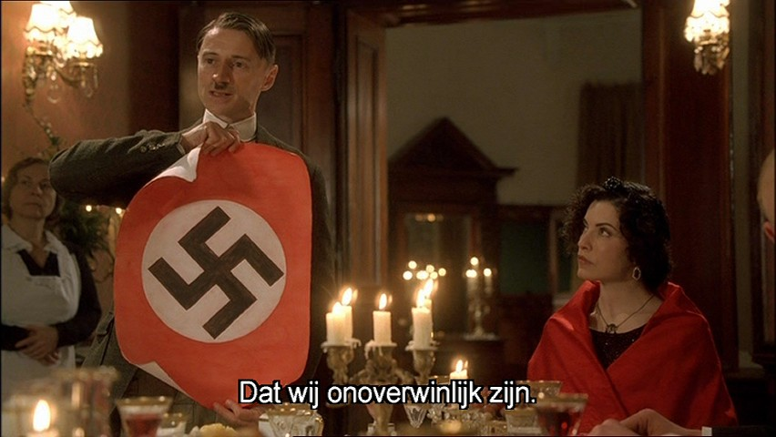 hitler rise of evil review essay Instead, it went ahead with hitler: the rise of evil, featuring robert carlyle as  hitler and peter o'toole as von hindenburg, the four-hour.