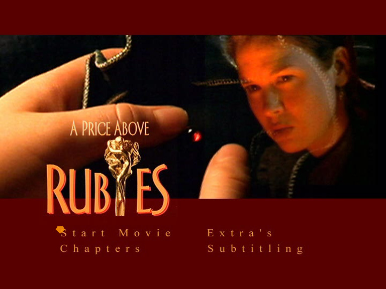 a review of the film a price above rubies Movie reviews for a price above rubies mrqe metric: see what the critics had to say and watch the trailer.