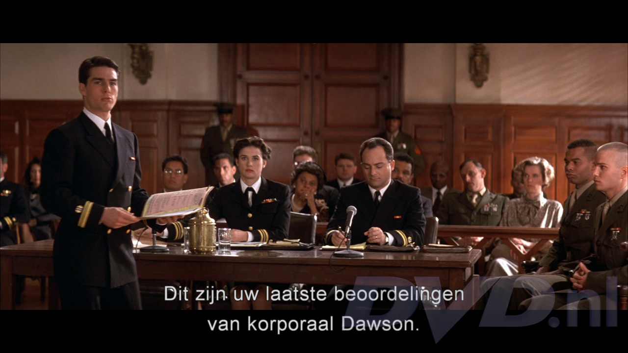 ethics and a few good men essay Free english-language films essay br br a few good men: the mystery in this film is centred around the ethical and moral choices made by the main protagonist.
