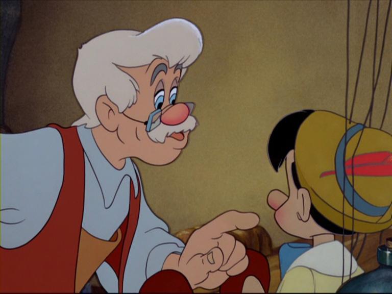 Pinocchio / Pinokkio (DE) (DVD) - Allesoverfilm.nl ...