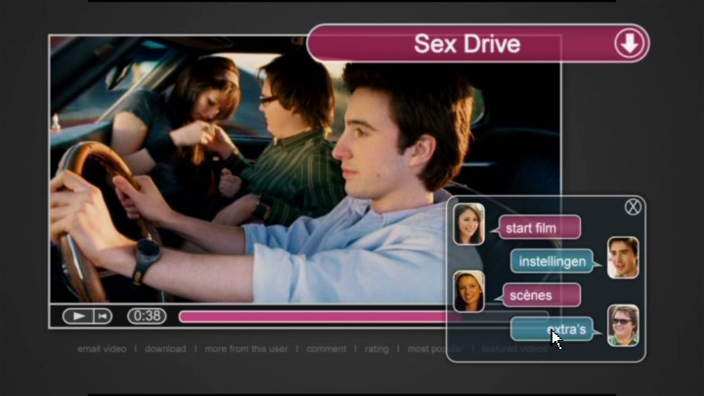Amusing sex drive eng dvd