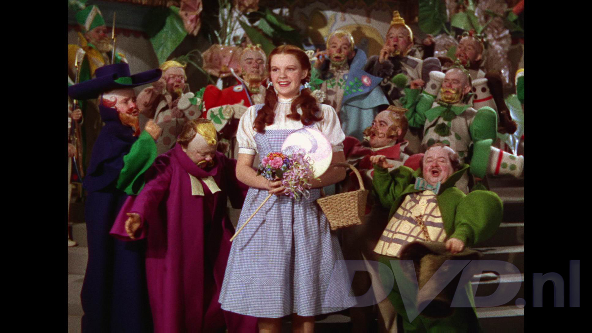 Ik ben niet uit een Munchkin van de tovenaar van Oz