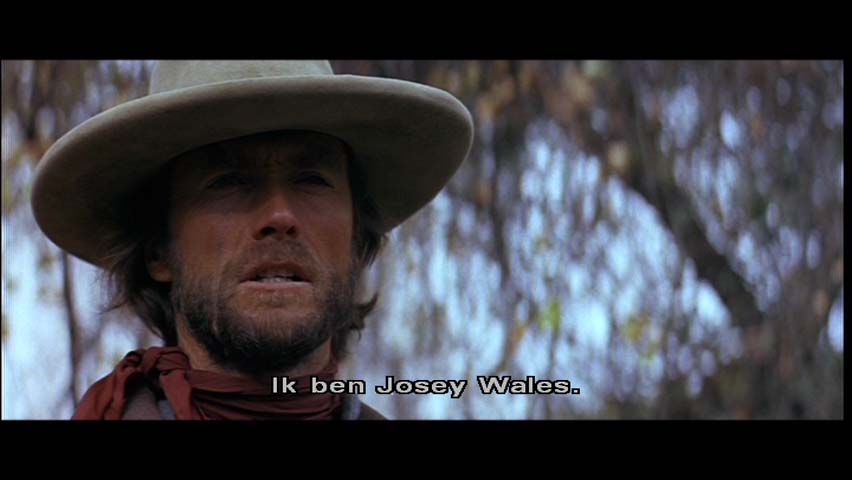 Outlaw Josey Wales, The (DVD) recensie - Allesoverfilm nl