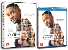 Collateral Beauty DVD & Blu ray